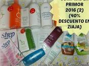 Compras Primor 2016 (40% Descuento Ziaja)