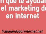 Información ayudará ganar dinero marketing afiliados internet