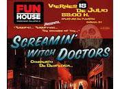 Screamin' Withch Doctors, concierto despedida House