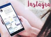 Top5 Instagram Junio