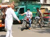 miedo cazado, respuesta para poner muertes diarias carreteras indias