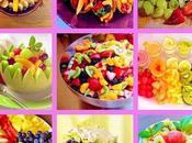 Melon, sandía melocoton: fruta para salud