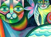 gatos colores Karin Zeller