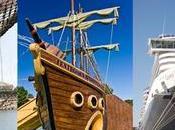 ¿Qué significan proa, popa, estribor babor barco?