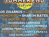 Summer Festival 2016, confirmaciones