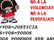 Basta callar estas atrocidades crímenes contras niños.
