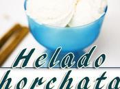 Helado horchata