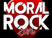 Moral Rock 2016, confirmaciones