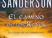 Reseña: Camino Reyes Brandon Sanderson