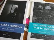 """Libros """"Procesos técnicos"""" """"Hay gente sabe hace"""", nuevos títulos Paisanita Editora"""