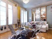 Vintage, chic...¿cual para estilo este apartamento Bilbao?