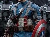 Nueva imagen chris evans como capitán américa
