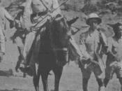 Emperador Haile Salassie prepara regreso Etiopía 15/01/1941.