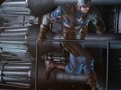 Nueva foto Chris Evans acción 'Captain America: First Avenger'