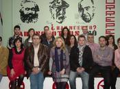 PSOE Torreperogil posa Karl Marx