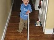 Cómo mantener casa limpia ordenada cuando niños