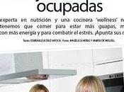 Comida inteligente para mujeres ocupadas: revista cuenta detalle