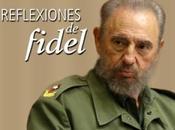 Cuba: Fidel Castro advierte crisis alimentaria global