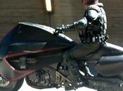 Primer vistazo nueva moto Juez Dredd