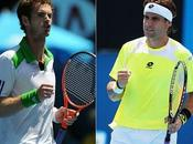 Australian Open: Murray Ferrer, entre mejores