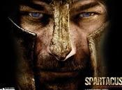 Spartacus, sangre arena. series.