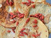 Tortitas gofio