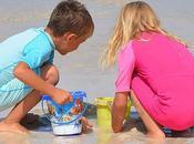 Vacaciones playa: Disfrutar Jugar