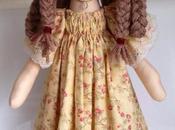 Muñecas rusas tela