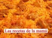 Receta rápida arroz magro horno