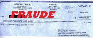 Evita víctima fraude financiero