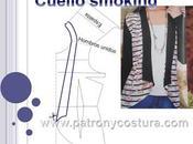 Cuello smoking diy.Tema