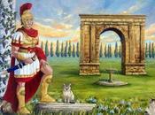 Triomf Berà. arco triunfo Bará