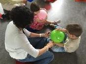 Aprender haciendo (learning doing) clases para niños.