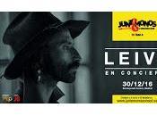 Leiva vende 4000 entradas para concierto Madrid