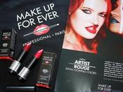 Nuevos Artist Rouge Lipstick Make Ever