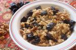 Alimentos para desayuno enérgico saludable