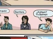Humor mañanero, confusión Arkham