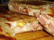 Torta Salchicha queso