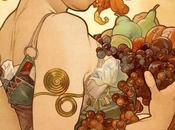 Alphonse Mucha, alegoría belleza