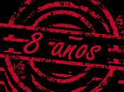 ANIVERSARIO Edit. CIRCULO ROJO 2.920 DIAS COMPARTIENDO BUENOS LIBROS!!