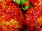 Albondigas caseras salsa tomate