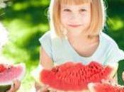 Alimentación saludable Comer verano: dieta sana refrescante