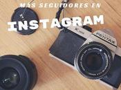 Cómo conseguir seguidores Instagram