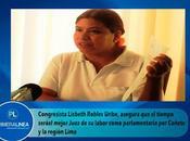 """Lisbeth Robles: CORAZÓN TRABAJO ESTÁ CAÑETE""""…"""