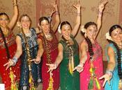 Imágenes espectáculo Bollywood Esparreguera