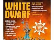 White Dwarf Weekly número diciembre