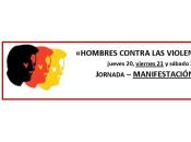 marcha Manifestación hombres contra violencias machistas: octubre 2016