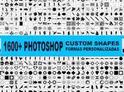 1600 Formas Personalizadas para Photoshop