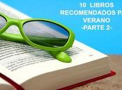 libros recomendados para verano parte