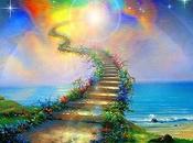 camino para elevación espiritual